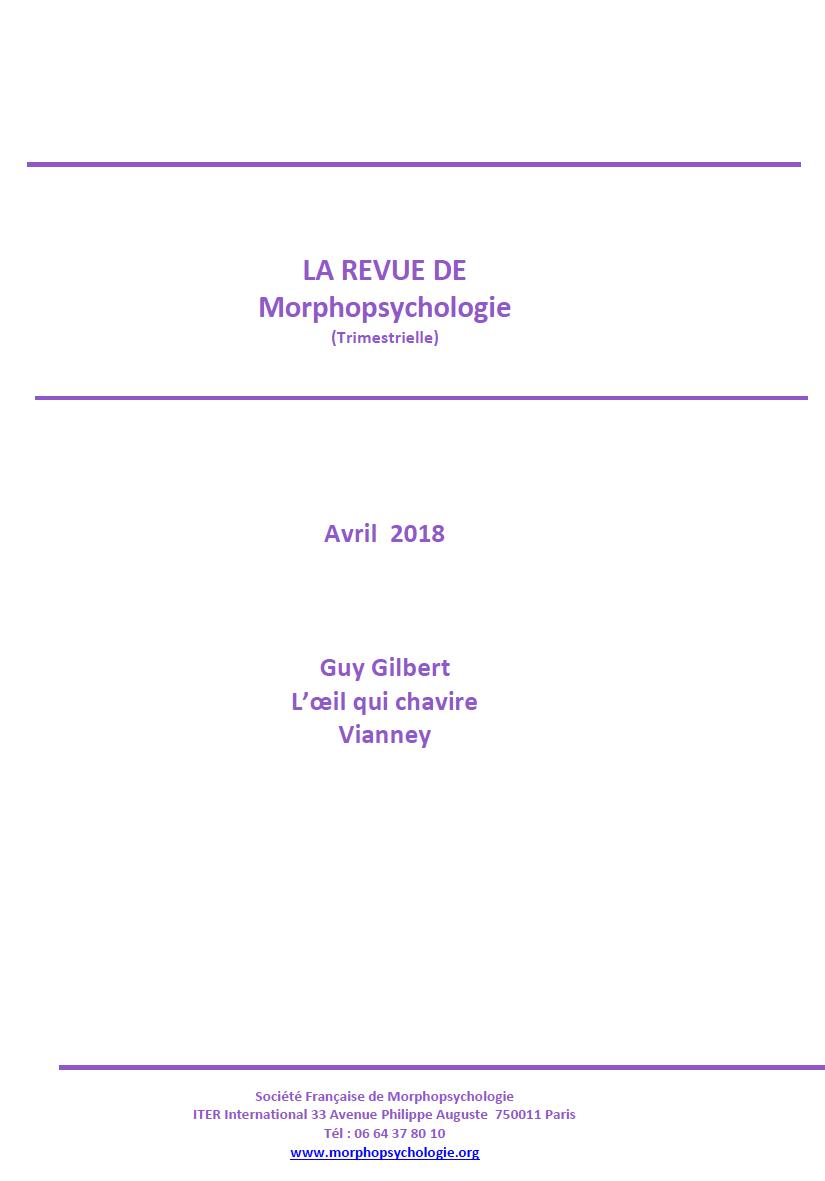 Revue Avril 2018 Courverture